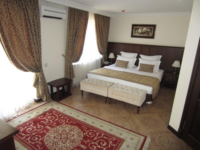 Фото Отель Отель «Высокий берег»