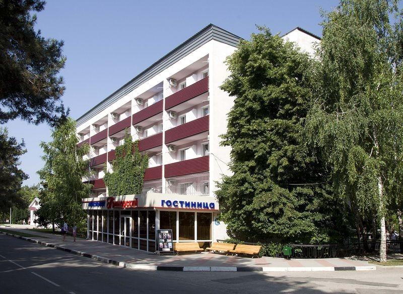 Фото Отель Пансионат