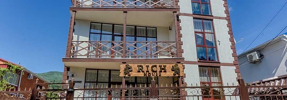 Фото Отель Гостиница «Rich-House»