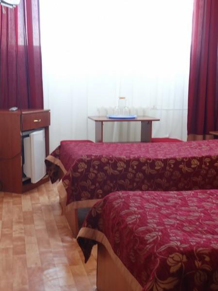 Фото Отель Гостиница «ЗОЛОТАЯ МИЛЯ»