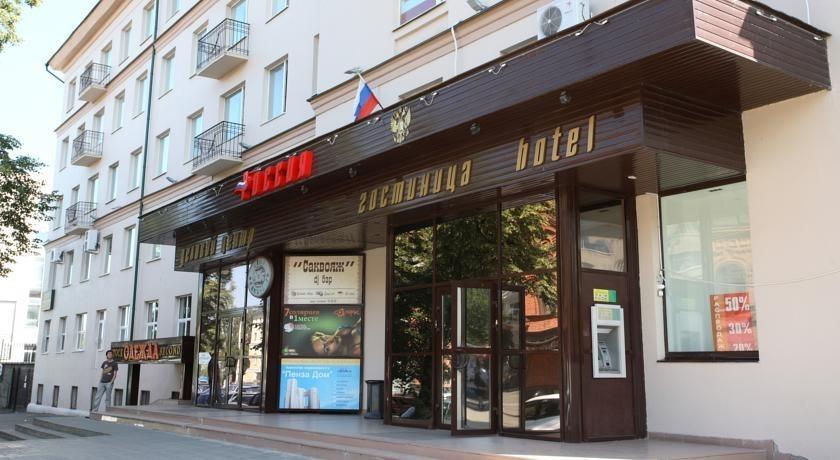"""Фото Отель Гостиница """"Россия"""""""