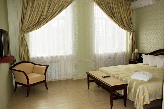 Фото Отель Гостиница «Юбилейная»