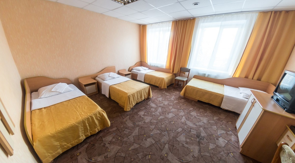 Фото Отель Гостиница «Городки»