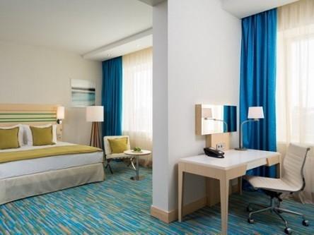 """Фото Отель Отель """"Radisson Blu"""""""
