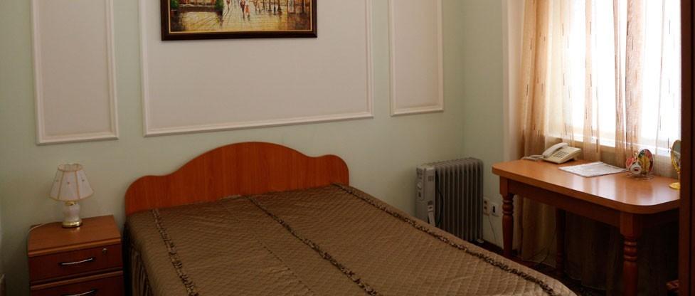 Фото Отель Отель «Омега»