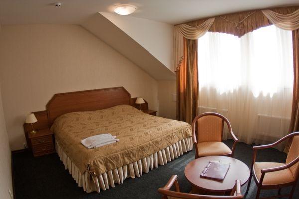 Фото Отель Гостиница «Мон Плезир»