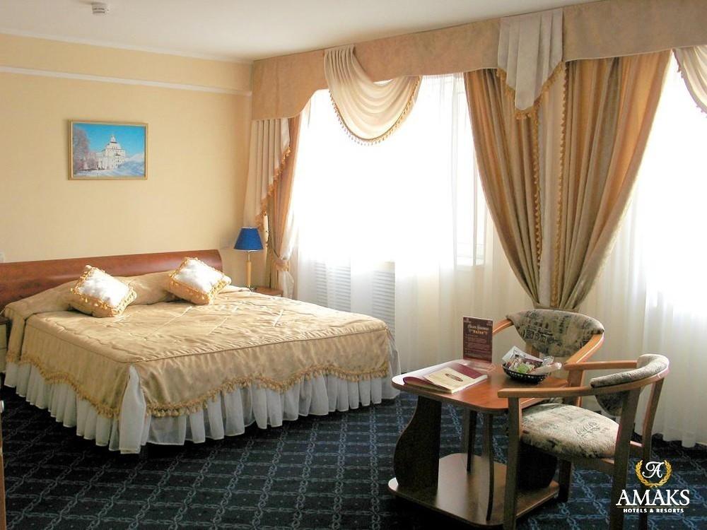 Фото Отель Отель «АМАКС Золотое кольцо»