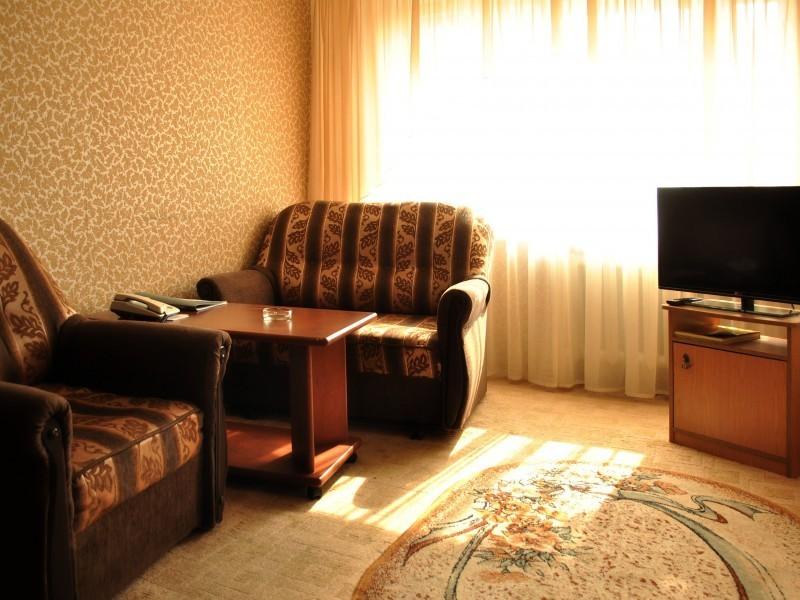 Фото Отель Гостинично-торговый комплекс «Заря»