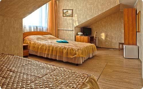 Фото Отель Гостиница «Роза Ветров»