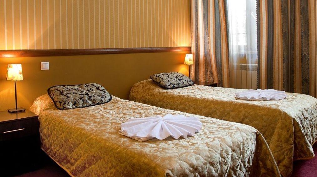 Фото Отель Отель-ресторан «Селивановъ»