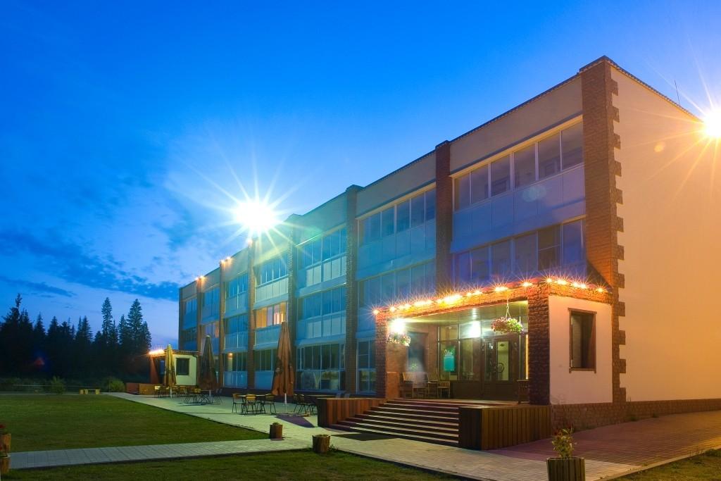 Фото Отель Парк-отель