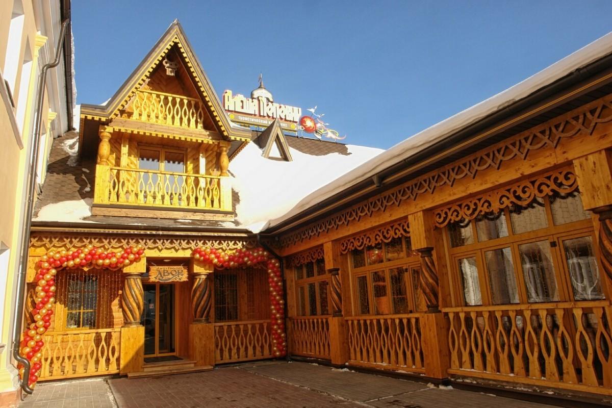 Фото Гостевой Дом «Туристический комплекс «Алеша Попович Двор»
