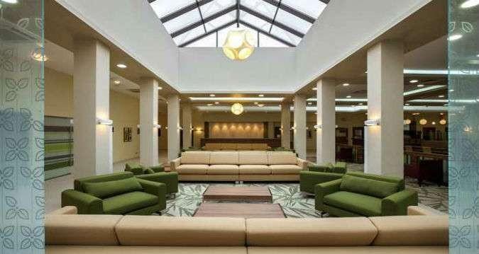 """Фото Отель Отель """"Hilton Garden Inn Moscow New Riga"""""""