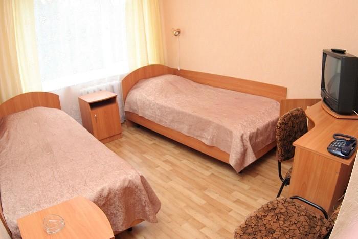 """Фото Отель Гостиница """"Юбилейная"""", М9 Балтия"""