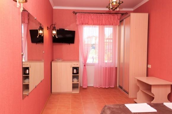 Фото Отель Гостевой дом «Фонарь и Мельница»