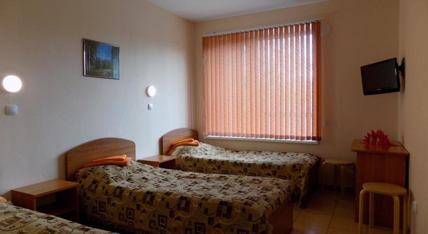 Фото Отель Гостиница «Янишполе»