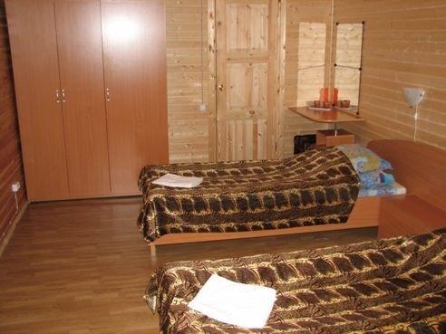 Фото Отель Загородный клуб «Деревня Александровка»