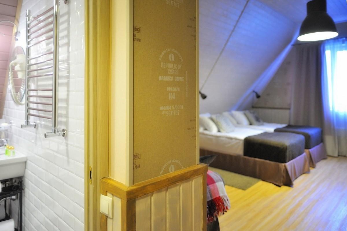 Фото Отель Гостевой дом «KamInn»