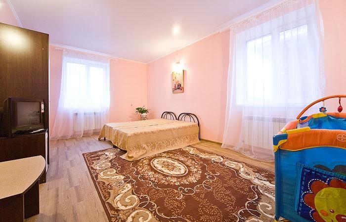 Фото Отель Гостевой дом « На улице Терновой»