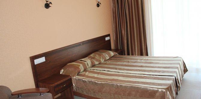 Фото Отель Курортный отель «АТЕЛИКА СЛАВЯНКА»