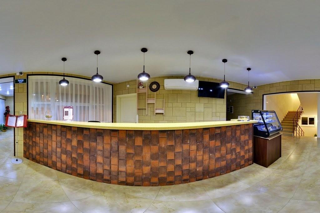 """Фото Отель Отель """"Комплимент"""", М29(Р217) Кавказ"""