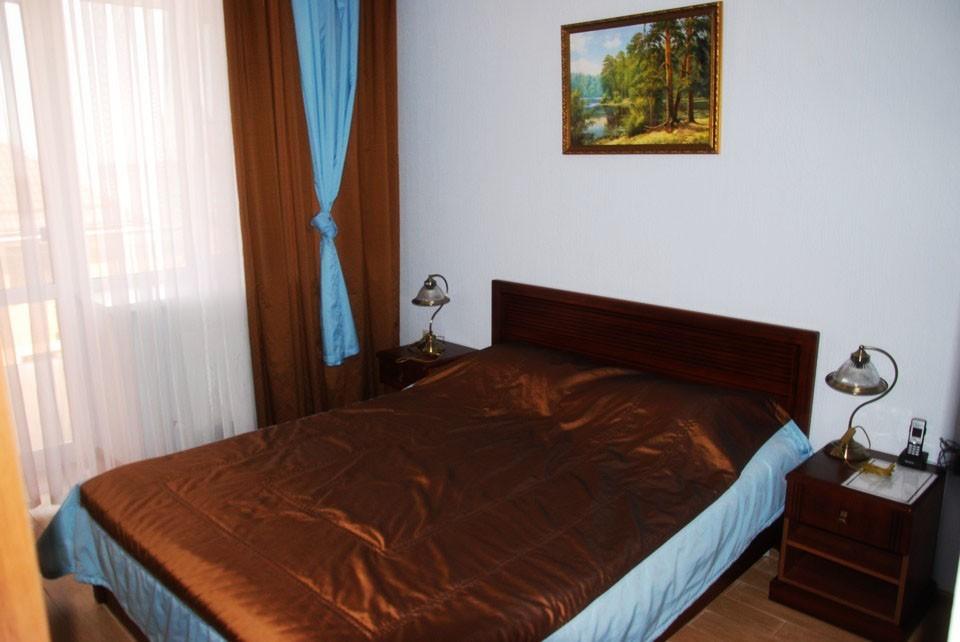 Фото Отель Гостиничный комплекс «Бельведер»