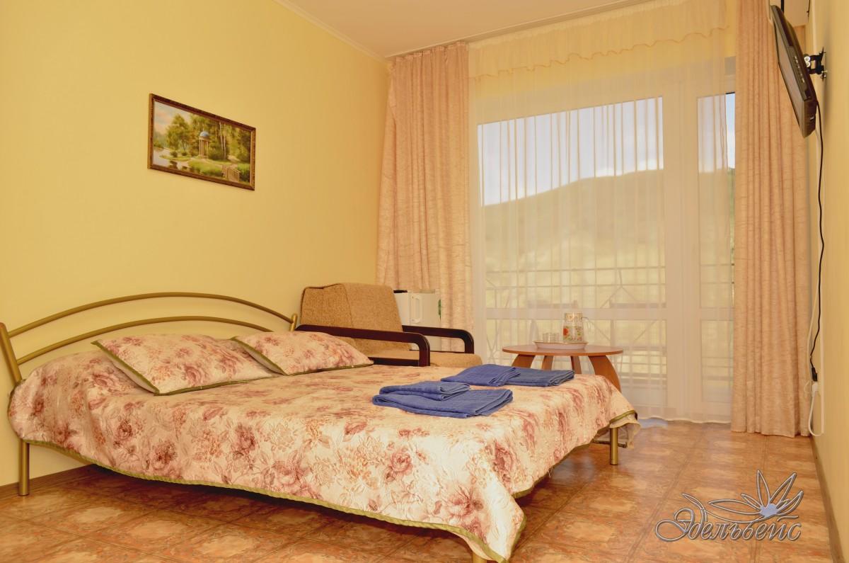 Фото Отель Пансионат «Эдельвейс»
