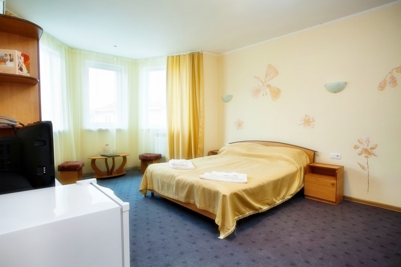 Фото Отель Отель «Воробьиное гнездо»
