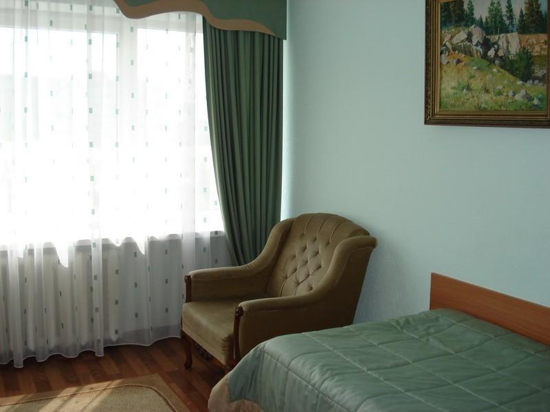 Фото Гостевой Дом Гостиница «Кузбасс»