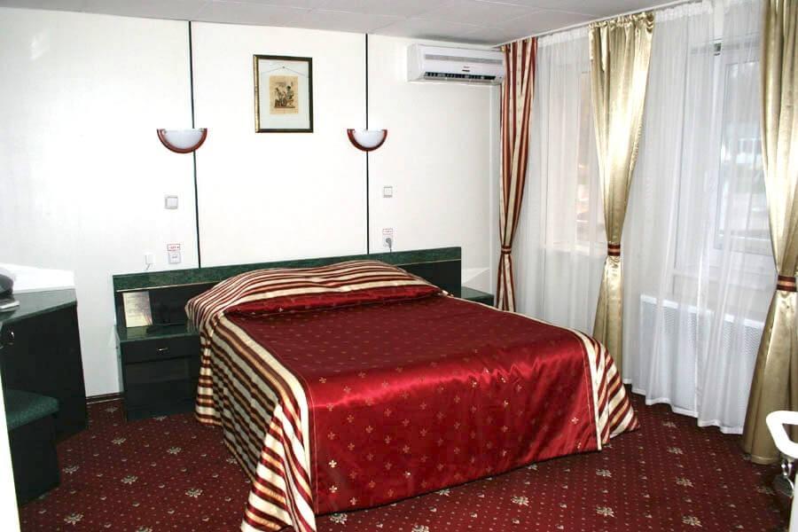 Фото Отель Отель «Адмирал Марина Клаб»