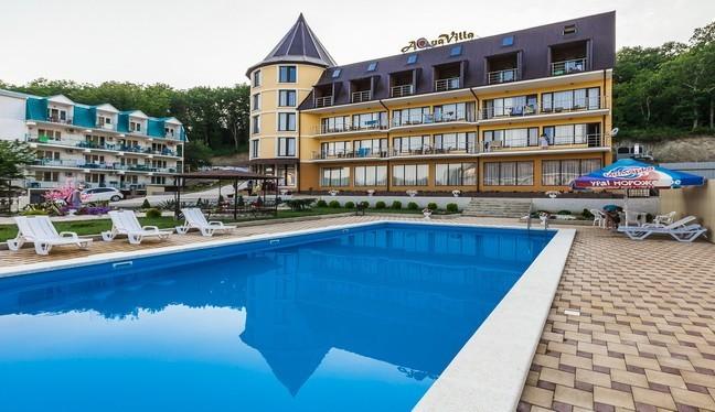 """Фото Отель Отель """"Aqua Villa"""""""