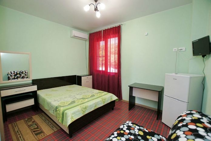 Фото Отель Гостевой дом «Акварель»