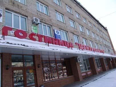 """Фото Отель Гостиница """"Центральная"""", А370 Уссури"""
