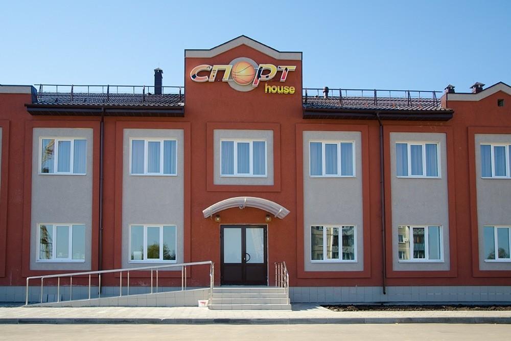 """Фото Отель Мотель """"Спорт-house"""""""
