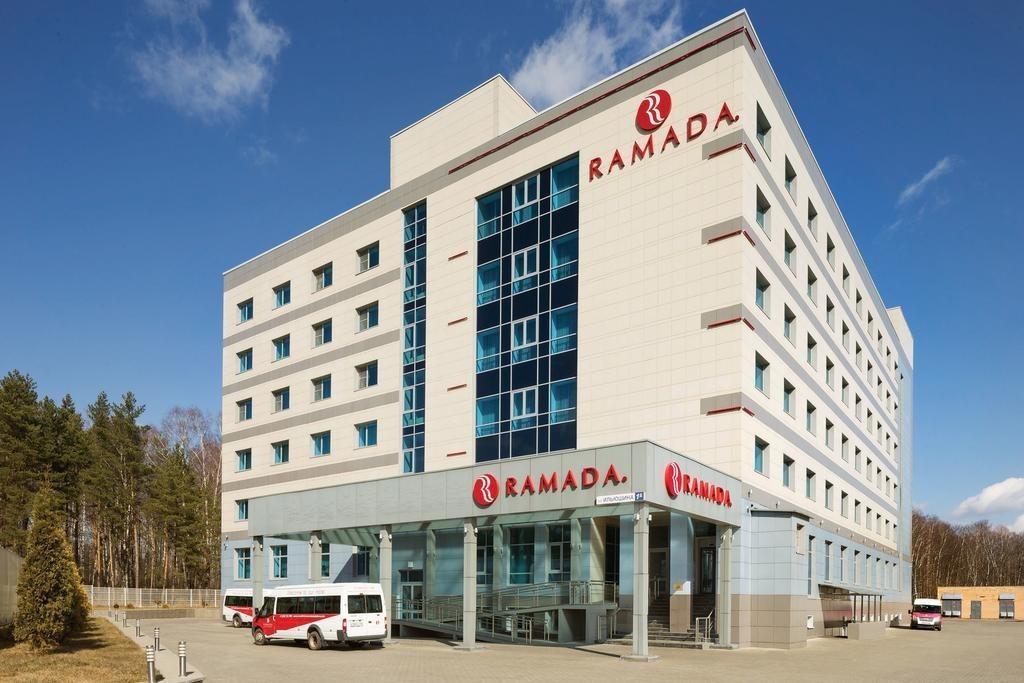 """Фото Отель Отель """"Рамада"""" Домодедово"""