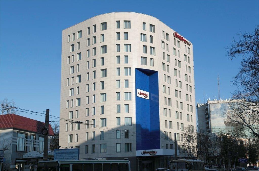 Фото Отель Отель Hampton by Hilton Воронеж