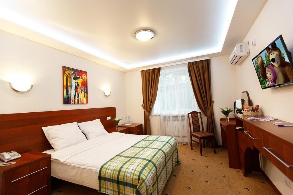 Фото Отель Отель «НеЧаев»