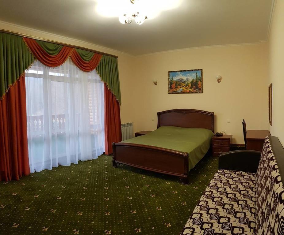 Фото Отель Парк Отель Хвалынский