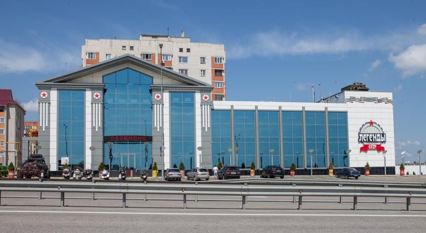 Фото Гостевой Дом Отель USSR
